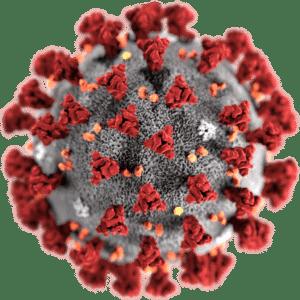 Corona Virus Atom